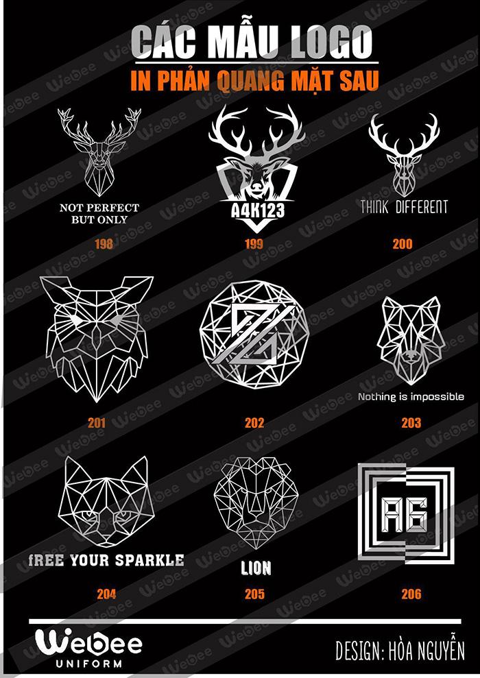 Gợi ý một số mẫu logo áo lớp cực chất-16