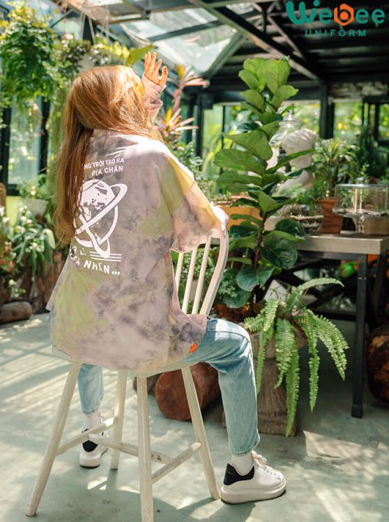 Đồng phục áo lớp Tint shirt 004-02