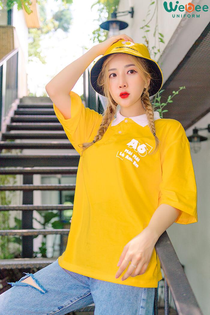 Top 100+ mẫu áo đồng phục lớp đẹp hot trend 2020-05