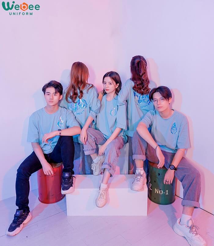 Top 100+ mẫu áo đồng phục lớp đẹp hot trend 2020-10